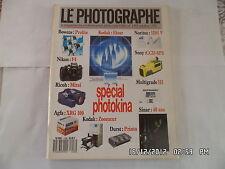 LE PHOTOGRAPHE  N°1458 OCT 1988 KODAK EKTAR SPECIAL PHOTOKINA BOWENS SONY    D29