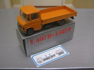 Cursor Modell 1267 Mercedes Benz Pick up Truck made in Germany MIB Superb rare