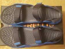 Merrell Hydrotrekker Men's AUTHENTIC Hiking Strap Sandals BLUE SZ 9-13 NEW!