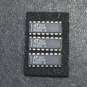 3 PCS OF LT1181AIN LT IN ONE LOT