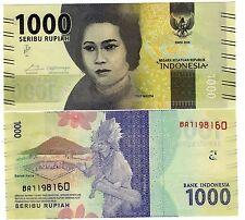Indonesie INDONESIA Billet 1000 RUPIAH 2016 PNL NEW NOUVEAU TJUT MEUTIA NEUF UNC