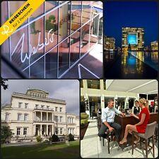 2Tage 2P 3★S Hotel Essen Ruhrpott Zentrum Kurzurlaub Hotelgutschein Mülheim City