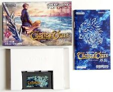TACTICS OGRE GAIDEN The Knight Of Lodis Game Boy Advance GBA Japan