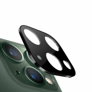 For iPhone 12 Pro Max 11 Fit Rear Camera Lens Protector Alloy Case Accessories