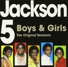 THE JACKSON FIVE Boys & Girls Original Sessions under boardwalk tracks my tears