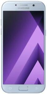 Samsung Galaxy A5 (2017) 32GB - Blue Mist (Unlocked) 4G Android Smartphone
