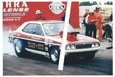 "1970s Drag Racing-""BILLY the KID"" Stepp's HEMI COLT-Bobby Yowell-Rockingham,N.C."