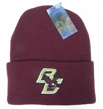 BOSTON COLLEGE BC EAGLES NCAA BEANIE TOP OF THE WORLD SIMPLE KNIT CAP HAT  NWT d95d6dc5abe