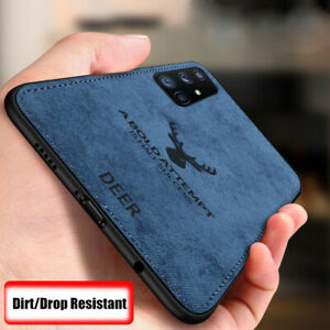 Matte Hybrid Leather Case Cover For Samsung Galaxy A52 A72 A32 S21 Ultra S20 FE