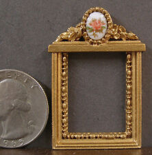 "Half Scale ~ 1/2"" scale ~ Picture Frame ~ Dollhouse ~ 1:24 or 1:12 scale"