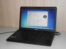 ***TOSHIBA C660 / Intel i3 / Windows 7 ***
