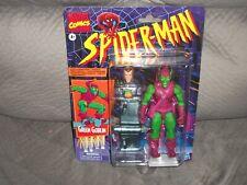 2020 Marvel Comics Spiderman Legends Retro 6 Inch Green Goblin Action Figure
