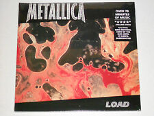 METALLICA  Load  2LP gatefold New Sealed Vinyl 2 LP Record