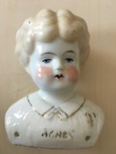 Porzellanpuppe Puppenkopf Porzellan antik Puppe