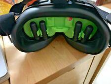DJI Digital Goggle Screen Protector & antenna holder W/ SD card holder drone fpv