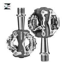 ZeRay Cycling Road Bike Bicycle MTB Pedals Self-locking SPD Compatible Pedals