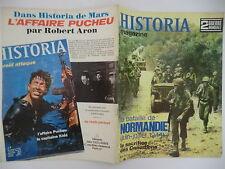 Historia n°69- 1969 - 2ème Guerre Mondiale : La bataille de Normandie