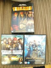 Pirates Of The Caribbean 1-5  Box Set collection action adventure comedy cult
