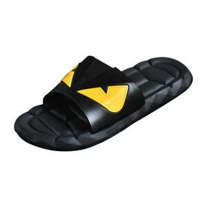 FASHION Men's Sandals Slides Beach Slippers House Shoes Slip On Little Monsters