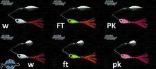 Leurre spinner bait Micro Spinnerbait BPL BERTI 6gr pêche blackbass perche chub
