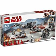 LEGO STAR WARS 75202 DEFENSE OF CRAIT GUERRE STELLARI GEN - 2018