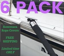 ROPE COVERS FOR YOUR YACHT - NEW 6 PACK SELLING WORLDWIDE FREE SHIPPING