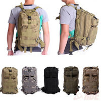 60L Outdoor Backpack Pack Rucksack for Hunting Shooting Camping Trek HikTravel