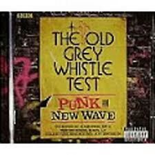 Old Grey Whistle Test Punk & New Wave CD NEW SEALED Ramones/Dead Boys/X/Germs+