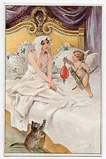 SOLOMKO . Oeuf du rêve. The dream egg. Jolie femme. Magnificent lady. Erotique