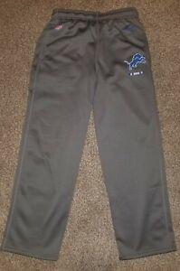 Detroit Lions Nike Sweatpants Boys