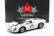 CMR 1967 Ferrari 412P #25 24h LeMans Rodriguez, Baghet SUPER LARGE CAR 1:12*New!