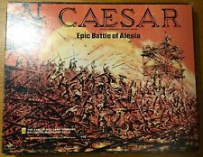 Caesar Epic Battle of Alesia - Avalon Hill 1976 – PUNCHED