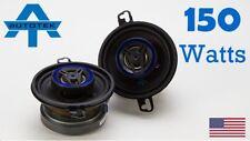 "Autotek ATS35CX 3.5"" Car Audio Speakers 150w Coaxial Two Way 1 pair"
