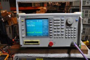 Anritsu MS2670A Spectrum Analyzer 100HZ to 1.8GHz W/Tracking Gen