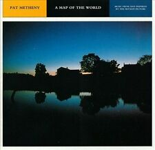A Map of the World [Music From  Motion Picture] Pat Metheny  CD