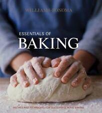 Williams-Sonoma Essentials of Baking, Cathy Burgett, Elinor Klivans