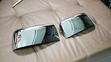 GENUINE ISUZU ALL NEW D-MAX 1.9 2015-17 CHROME COVER WING MIRROR SET OF2 LH-RH