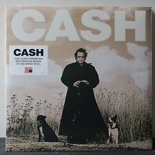 JOHNNY CASH 'American Recordings' 180g Vinyl LP NEW/SEALED