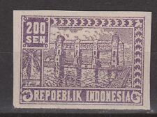Indonesie Indonesia Java Madoera 38 a MLH Japanse bezetting Japanese occupation