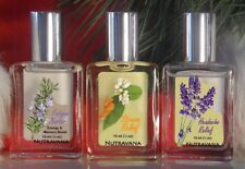 Nutravana'RemedyTrio'Gift Set:Relieve Stress Headache Fatigue AromatherapyRollon