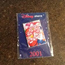 Disney Snow White and The Seven Dwarfs Collectors Pin 2001 Movie Brand New