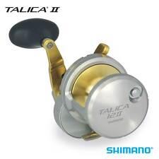 Shimano Talica II 2-Speed Lever Drag Reel TAC12II