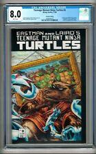 Teenage Mutant Ninja Turtles #3 (1988) CGC 8.0  2nd Printing  White Pages