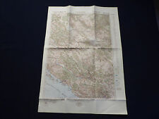Generalkarte v. Mitteleuropa Balkan, Blatt 36/43 Dubrovnik (Ragusa), 1940