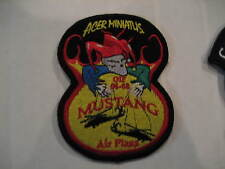 NEW TASK FORCE MUSTANG AIR PLANS OIF 06-08 Patch - ACER MINIATUS