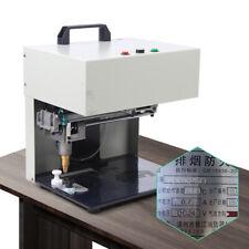Electric Metal Marking Engraving Machine Steel Plate Dog Tag Nameplate Marking