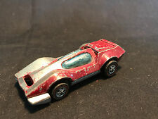 Old Vtg Hot Wheels Redine Diecast Toy Car 1970 Bugeye Made In Hong Kong