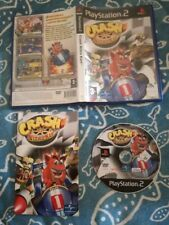 CRASH NITRO KART PS2 PLAYSTATION 2 PAL ITALIANO COMPLETO CRASH BANDICOOT