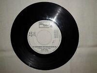 Rare Earth / Four Tops – Disco Vinile 45 Giri Edizione Promo Juke Box