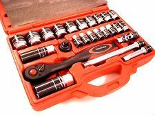 "Smoos Tools 3/8"" Socket Set, 6 - 24mm, High Quality Trade Tools, NEW UK STOCK"